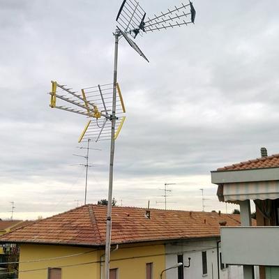 Antenna tv terrestre