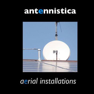 Antennistica, linea vita e pannelli fotovoltaici