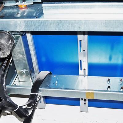 arcata impianto oleodinamico