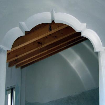Arco classico in cartongesso