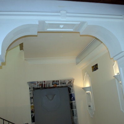 Arco in gesso