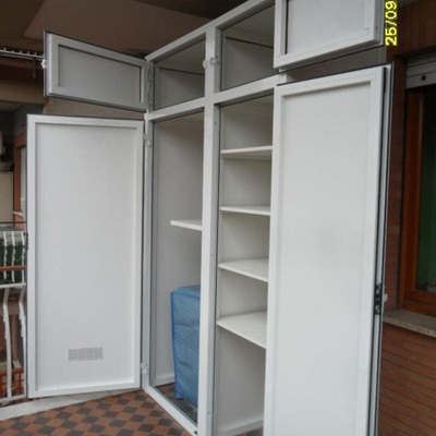 Infissi 2000 roma for Controfinestre in alluminio prezzi