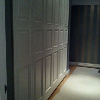 armadio corridoio