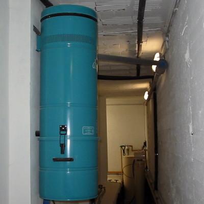 aspiratore centralizzato