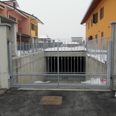 automazione cancello Caramagna P.te (CN)