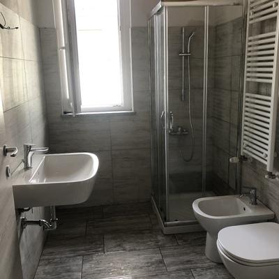 Trasformazione da vasca in doccia