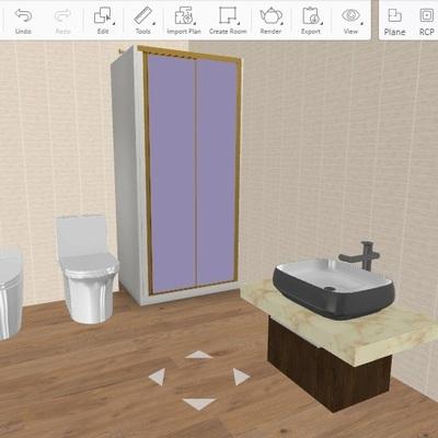 Progettazione 3D ambienti