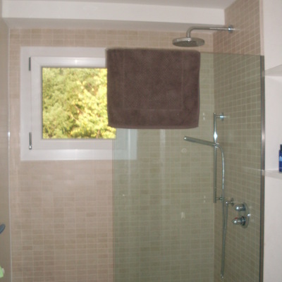 bagno in aquapanel