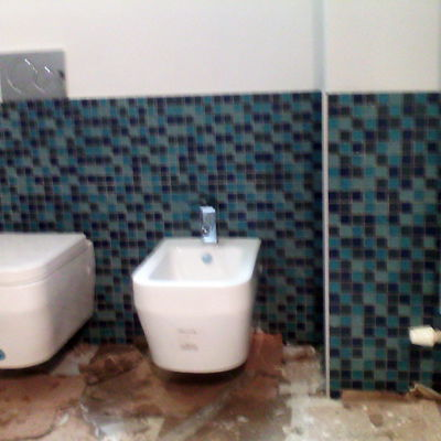 bagno - mosaico