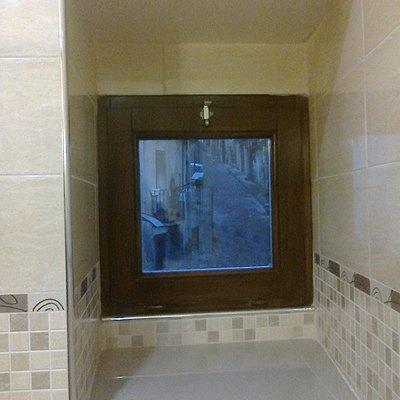 bagno realizzato a vizzini particolare