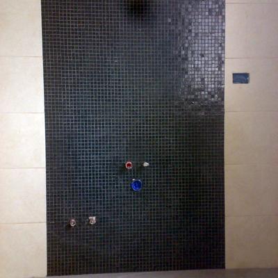 Bagno realizzato
