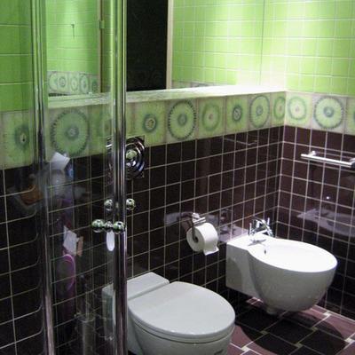 bagno ristrutturato