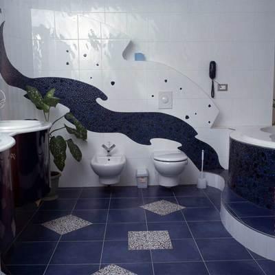 bagno ristutturato