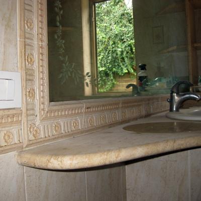 Bagno stile Romano