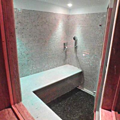 bagno turco uso domestico