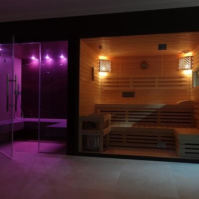 Bagno turco - Sauna Finlandese