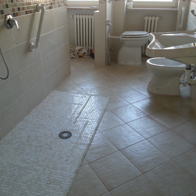 bagno x disabili