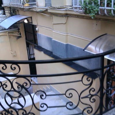 balconate appartamento