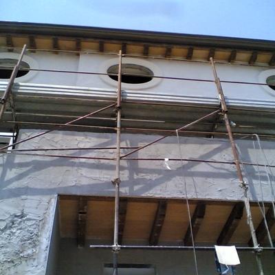 Tetto balcone