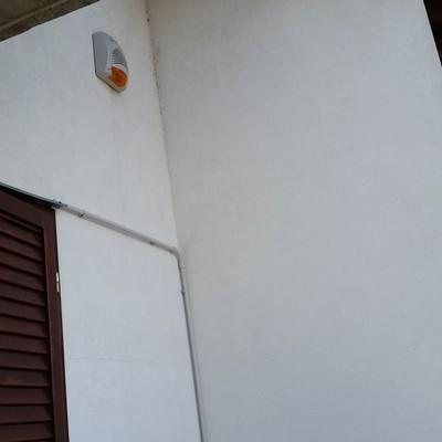 Protezione da esterno,tripla tecnologia