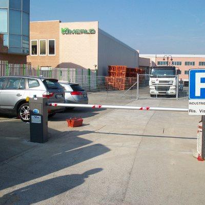 Barriere stradali per industrie o delimitazione strade