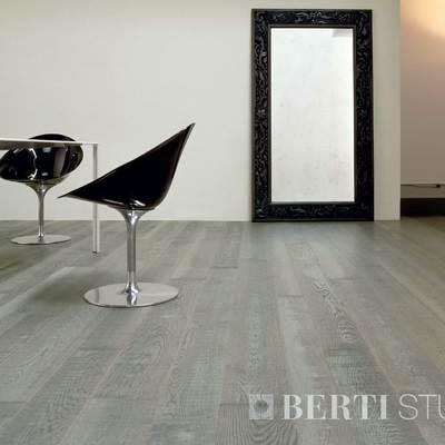 Berti Studio, Parquet Prefinito, Vintage Tabià Sabbia Marina
