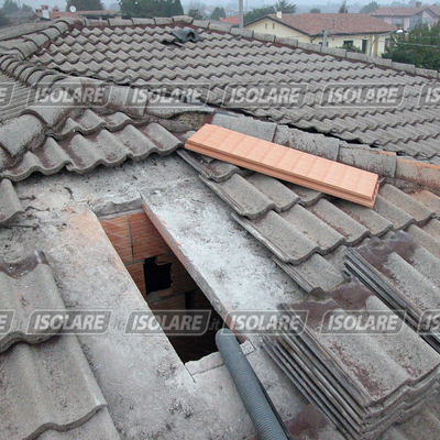 Apertura su tetti completamente chiusi