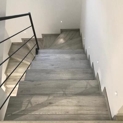 Pavimentazione scale