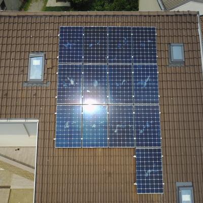 Impianto fotovoltaico 4,33kw