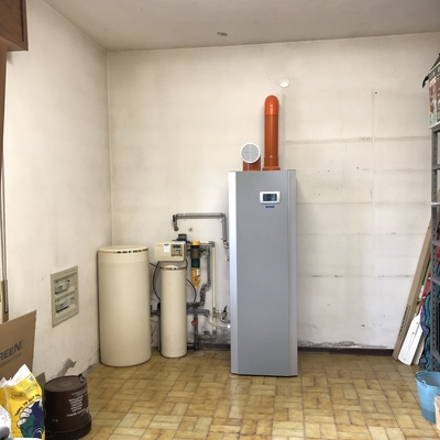 Pompa di calore per acqua calda