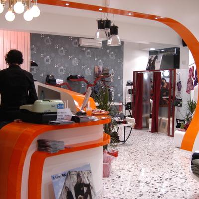 Ristrutturazione negozio abbigliamento