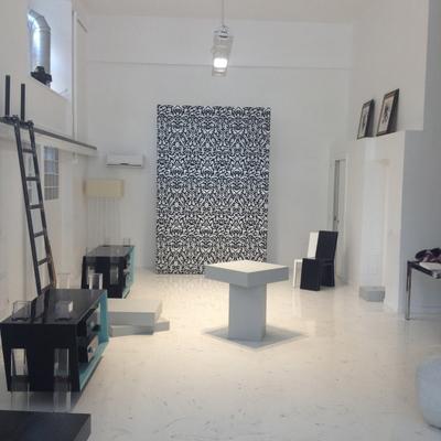 Ristrutturazione showroom moda