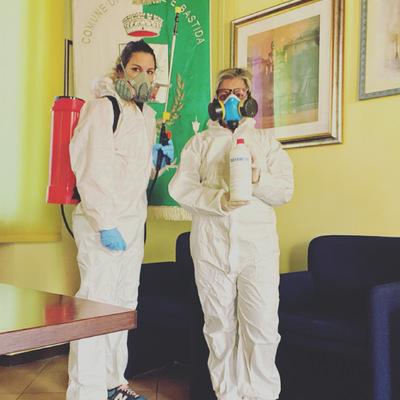 Sanificazione decontaminazione
