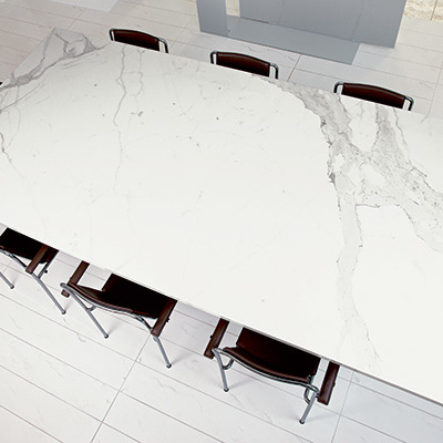 tavolo in statuario