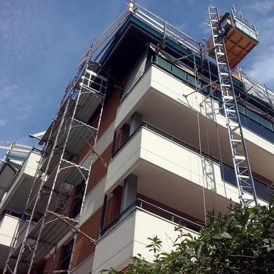 rifacimento copertura condominio centro Padova