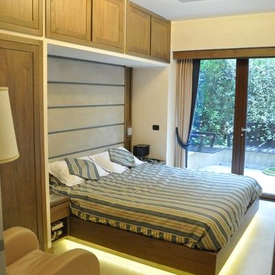 Camera da letto in rovere