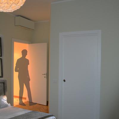 Camera matrimoniale_viale Cermenate