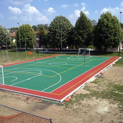 Campo basket Varese