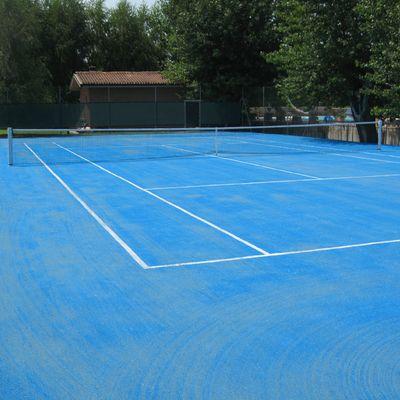 Campo Tennis Erba Sintetica 12 TS MP