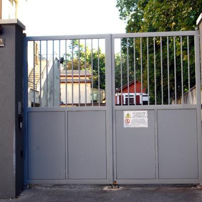 Cancello motorizzato