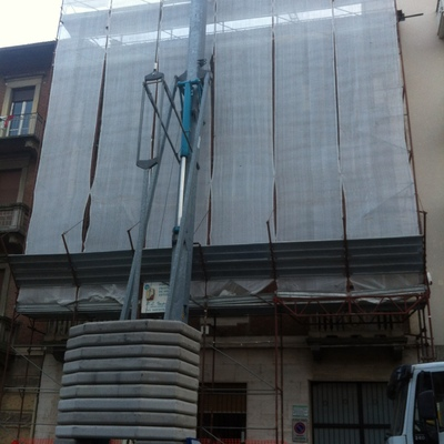 cantiere a torino