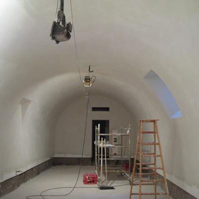 Cantina: risolto problema umidità ai muri
