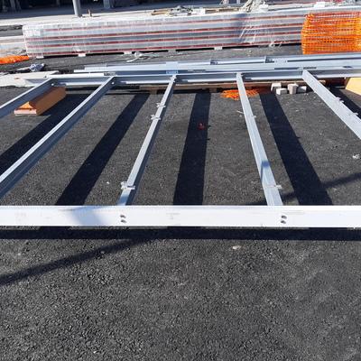 Carpenteria supporto fotovoltaico