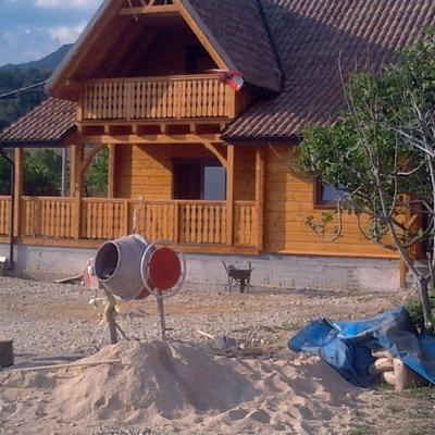 casa di legni