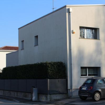 Edificio visto dell'esterno