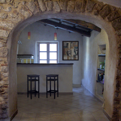 Casa in pietra_Cucina dopo