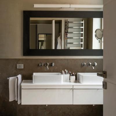 casa M, bagno