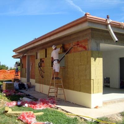 Preventivi e materiali per l 39 isolamento della casa for Opzioni di raccordo per l esterno della casa