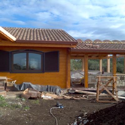 casa prefabricata