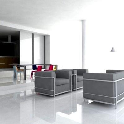 casa privata Torino - progetto